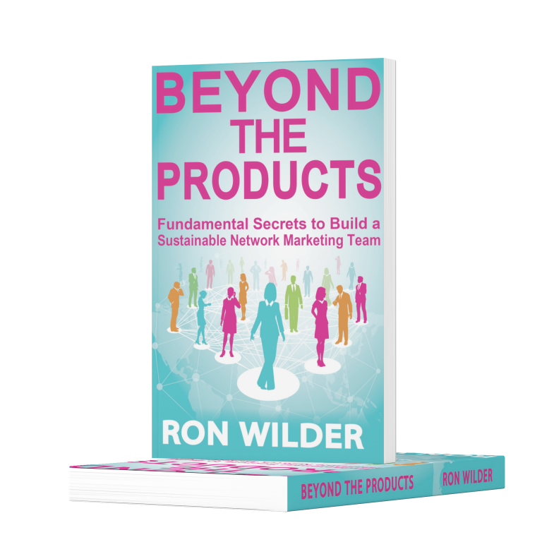 Beyond the Products - Learn MLM - learn network marketing